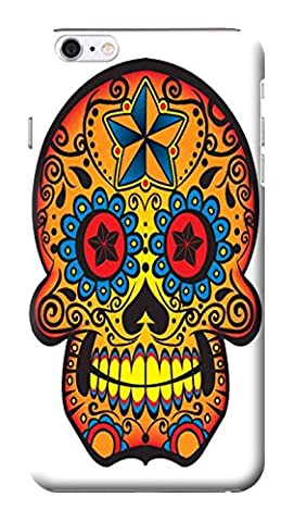 TBLIKE Cases / Covers Cool And Cute Skull For Iphone 6 (Iphone 5c Cases Of Mice And Men)