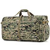 Best Gonex Shoulder Bags - Gonex 100L CORDURA Travel Duffel Bag Jungle Digital Review