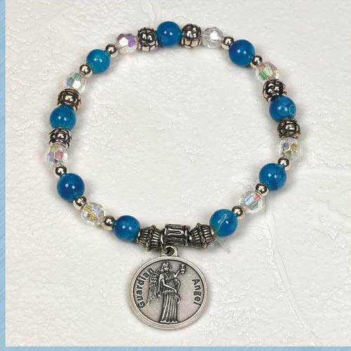 - Guardian Angel - Italian Charm Bracelets - Pack of 4