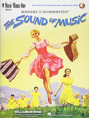 The Sound of Music for Female Singers: Sing 8 Favorites with Sound-Alike Demo & Backing Tracks Online