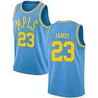 DCE Jersey de Hombre Lakers 23# Lebron James
