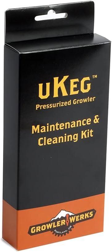 GrowlerWerks Maintenance and Cleaning Kit, Khaki