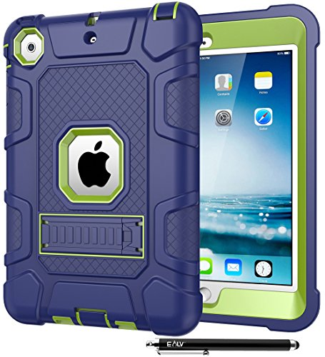 Tablet Case for Apple iPad Mini 3 2 1 (Dark Blue) - 4