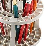 The Brush Crate Multi Bin Paintbrush Organizer