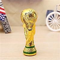 Trophy cup Trophy Fans recuerdos, manualidades, regalo fútbol Champion Creative trofeo de resina con una variedad de especificaciones