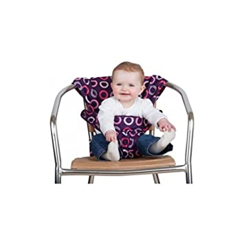 b0b971a3ecb6b Amazon.com   Totseat Chair Harness  The Washable and Squashable Travel High  Chair in Bramble   Childrens Chair Harnesses   Baby