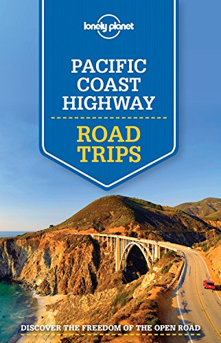 Lonely Planet Pacific Coast Highways Road Trips (Travel - Pismo Coast