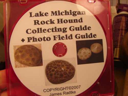 Download Lake Michigan Rock Hound Collecting Guide + Photo Field Guide pdf epub