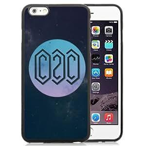 Personalized Custom Design Cc iPhone 6 Plus 5.5 TPU Phone Case