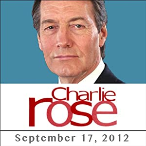 Charlie Rose: Salman Rushdie and Martin Amis, September 17, 2012 Radio/TV Program