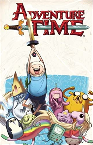 Book Adventure Time Vol.3