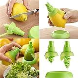 Lemon watermelon Juice Sprayer 3pcs/lot Citrus Spray Hand Fruit Juicer Squeezer Reamer Kitchen cooking Tools C102