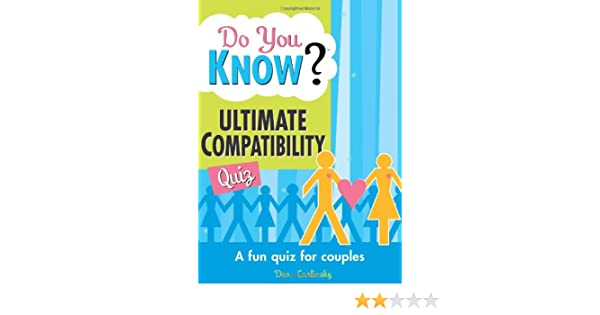 Compatibility quiz for couples