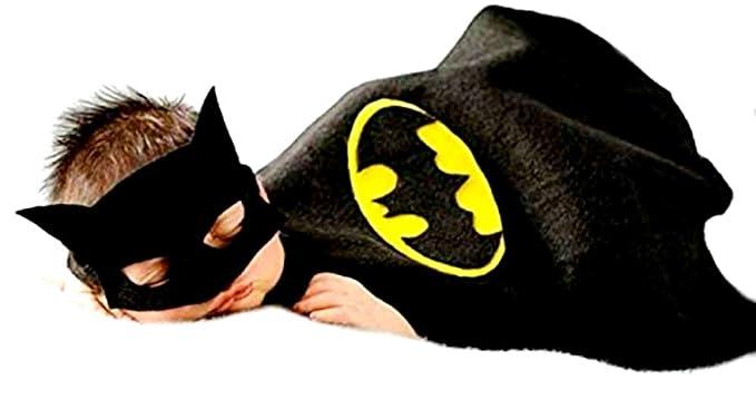 Capa de Batman para recién nacido, ideal para libro de fotos ...