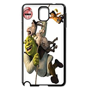 WallM Shrek Case For Samsung Galaxy NOTE4 Case Cover GHLR-T437076