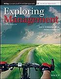 Exploring Management, 6e WileyPLUS + Loose-leaf