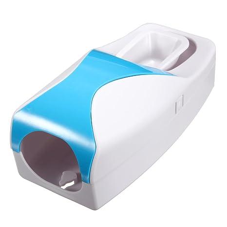 M. Way dispensador automático de pasta de dientes + Cepillo de dientes elefante presse-