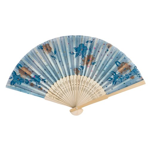 Womens Geisha Halloween Fan Accessory