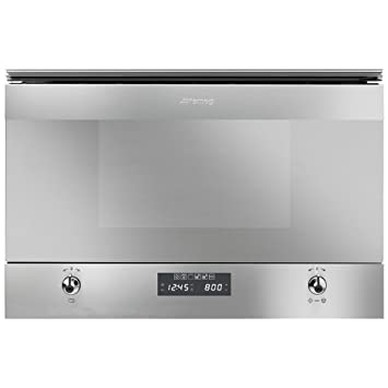 Smeg MP322X Integrado 22L 850W Acero inoxidable - Microondas ...