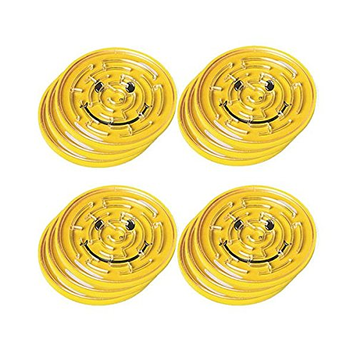 Party Favors 12/Pkg-Smile Maze Puzzles (Value ()