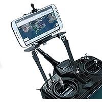 Universal Cellphone FPV Mount Transmitter Screen Bracket for DJI Spetrum JR Turnigy Radios