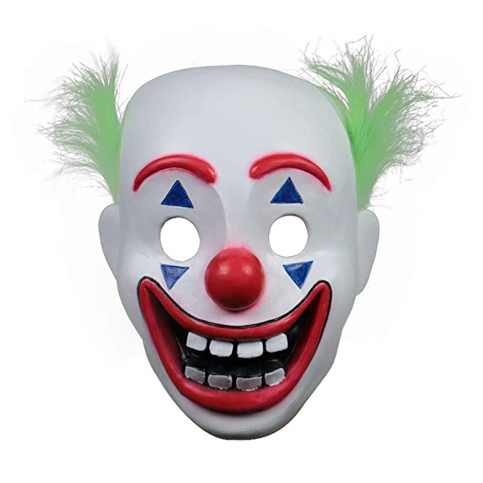 Amazon.com 2019 New Joker Arthur Fleck Mask Halloween