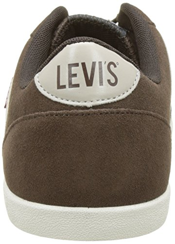Brown Baskets Basses Homme dark Marron Levi's Loch Pw5RY