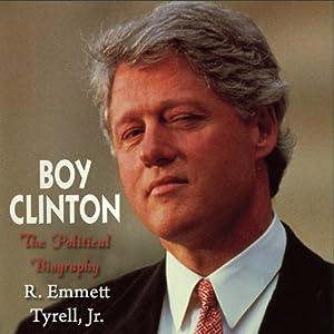 Boy Clinton Audiobook
