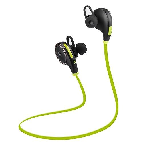 791 opinioni per Auricolari Bluetooth, TaoTronics Cuffie Stereo Sport ( Bluetooth 4.0, aptx,