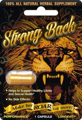 Strong Back Performance Power Longevity Male Enhancement Pill (Male Pill Enhancement Performance)