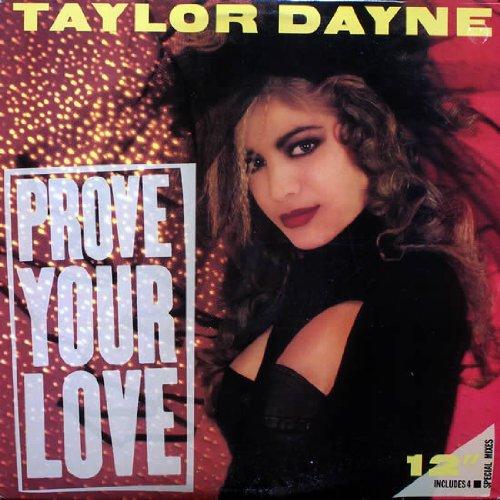 Prove your love (US, 4 versions, 1988) / Vinyl Maxi Single [Vinyl (Love 12' Single)