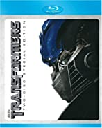 Transformers (Two-Disc Special Edition + BD Live) [Blu-ray]
