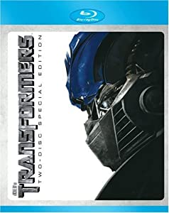 Cover Image for 'Transformers (Two-Disc Special Edition)'