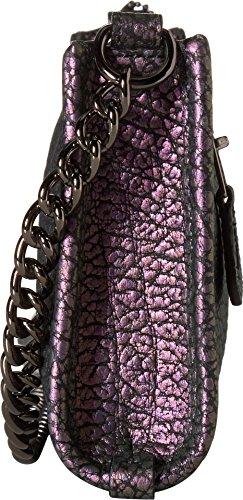 Grain Womens Mickie Hologram Leather COACH Crossbody Dk q5dCw