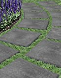 "landscape stepping stones 12"" x 12"" Stomp Stones, Set of 4"