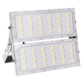 200W Focos LED Exterior, bapro Reflector LED 20000LM Luz Led ...