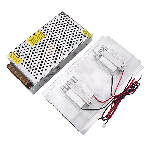 120W Semiconductor Refrigeration Cooler Thermoelectric Peltier Water Cooling System DIY Device (Cooler with Power Supply) by Walfront (Image #8)