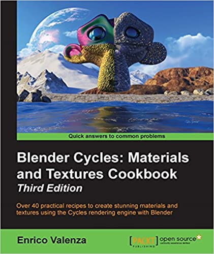 Amazon com: Blender Cycles: Materials and Textures Cookbook