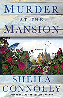 Book Cover: Murder at the Mansion: A Victorian Village Mystery