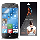 XShields© High Definition (HD+) Screen Protectors for Acer Liquid Jade Primo (Maximum Clarity) Super Easy Installation [4-Pack] Lifetime Warranty, Advanced Touchscreen Accuracy