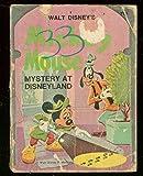 MICKEY MOUSE #5770-DISNEYLAND MYSTERY-BIG LITTLE BOOK FR/G
