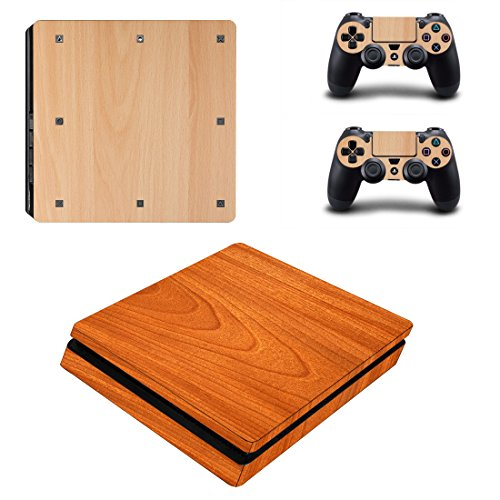 PS4 Slim Skin Sticker,Candy86 Protective Vinyl Decal Skin St