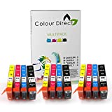 12 Colour Direct Compatiable Ink Cartridges Replacement For HP 364XL - HP Deskjet 3070A, 3520, Officejet 4610, 4620, 4622, Photosmart 5510, 5510, 5512, 5514, 5515, 5520, 5522, 5524, 5525, 6510, 6520, 6525, 7510, 7520, B010a, B109a, B109c, B109d, B109n, B109q, B110a, B110c, B110d, B110e, B110f, B8550, B8553, C5380, C5383, C5390, C6300, C6380, CN245b, D5460, D5463, D7560, C510, B209, B209a, B210, B210a, B210b, B210c, B210e, C309, C309g, C309h, C309n, C310, C310a, C309a, C309c, C410b Printers
