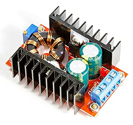 150 W 10 A Step Up Boost Power Converter para Arduino Raspberry Pi ...
