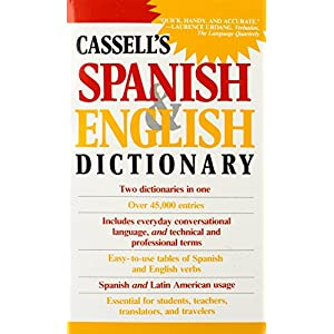 Cassell's Spanish & English Dictionary