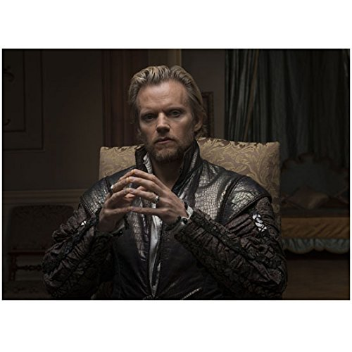 Hatching Plans - The Musketeers (TV Series 2014 - ) (8 inch by 10 inch) PHOTOGRAPH Marc Warren Looking Like He's Hatching a Plan kn
