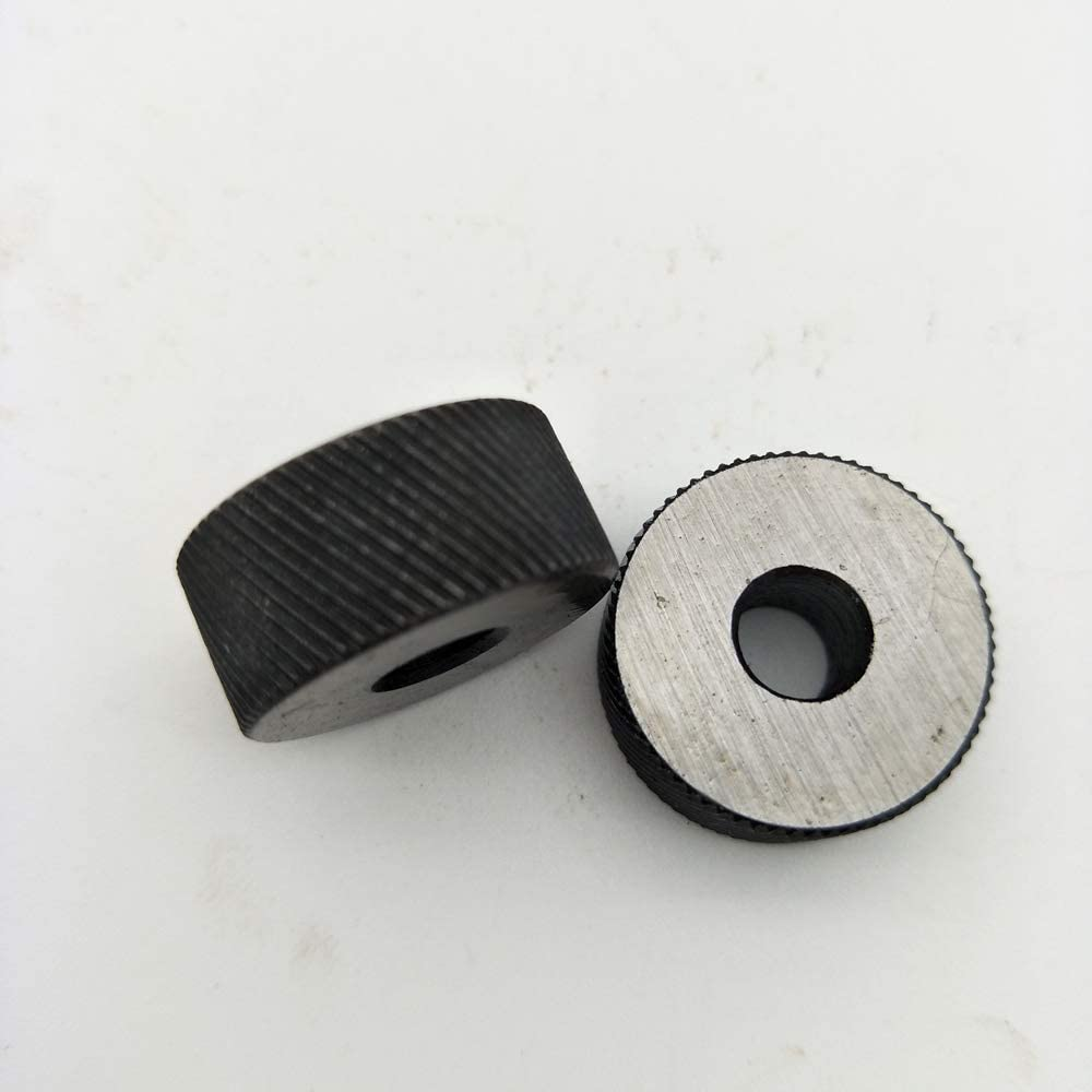 Tour de molette lin/éaire YONGTOKU Outil de moletage portable l/éger pour moletage Tige r/églable avec forets industriels