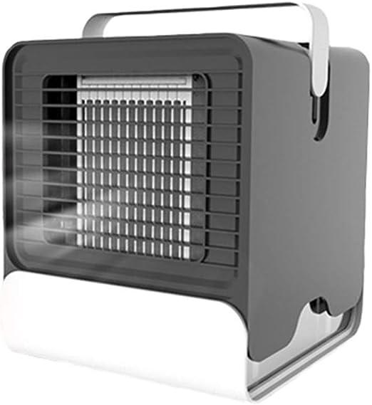 Mini Aire Acondicionado, Portátil Personal USB Enfriador ...