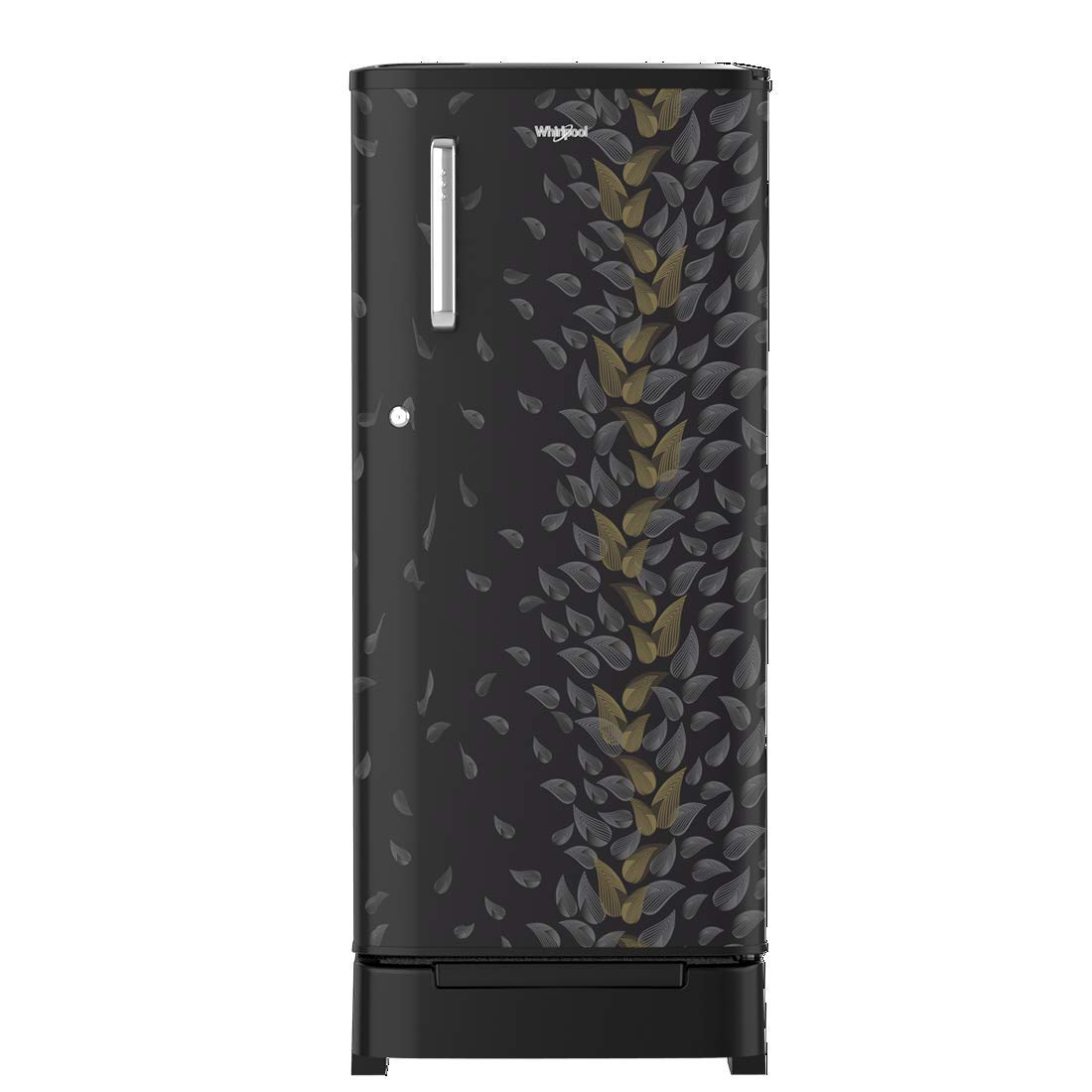 Whirlpool 190 L 3 Star ( 2019 ) Direct Cool Single Door Refrigerator (WDE 205 ROY 3S, Twilight Fiesta)