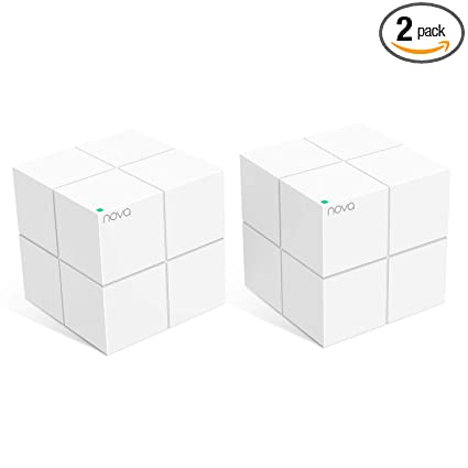 Cool Amazon Com 2Pk Nova Mw6 Mesh Wifi Coverage Up To 4000Sq Ft Wiring Cloud Hisonuggs Outletorg